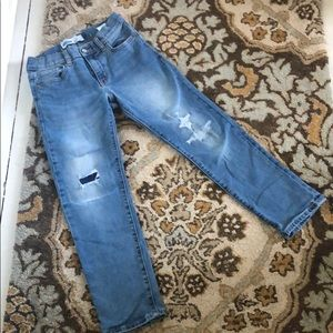 Boys sz 8 Karate slim jeans